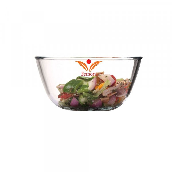 Borosilicate Glass Mixing Bowl - 1050ml