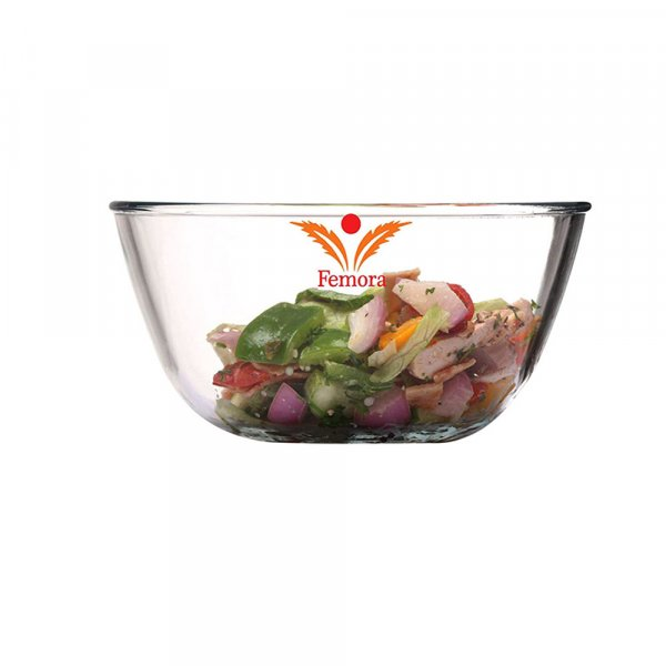Borosilicate Glass Mixing Bowl - 1650ml