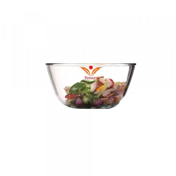 Borosilicate Glass Mixing Bowl - 400ml