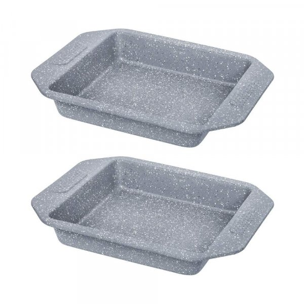 Carbon Steel ILAG Coating Baking Dish - 1.6 L - Set of 2