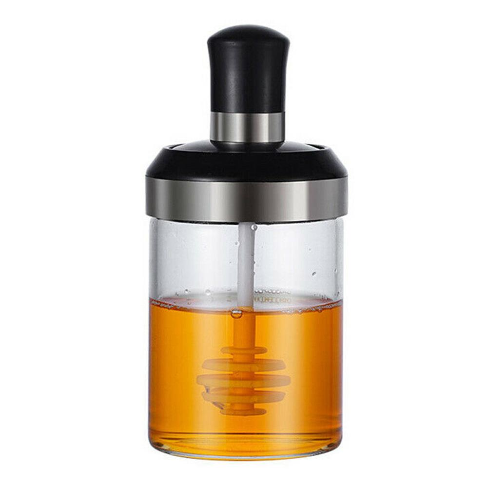 Borosilicate Glass Honey Storage Jar - 250 ml