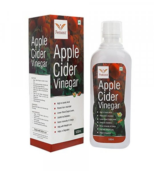 Femora Garden Apple Cider Vinegar, 500 ml
