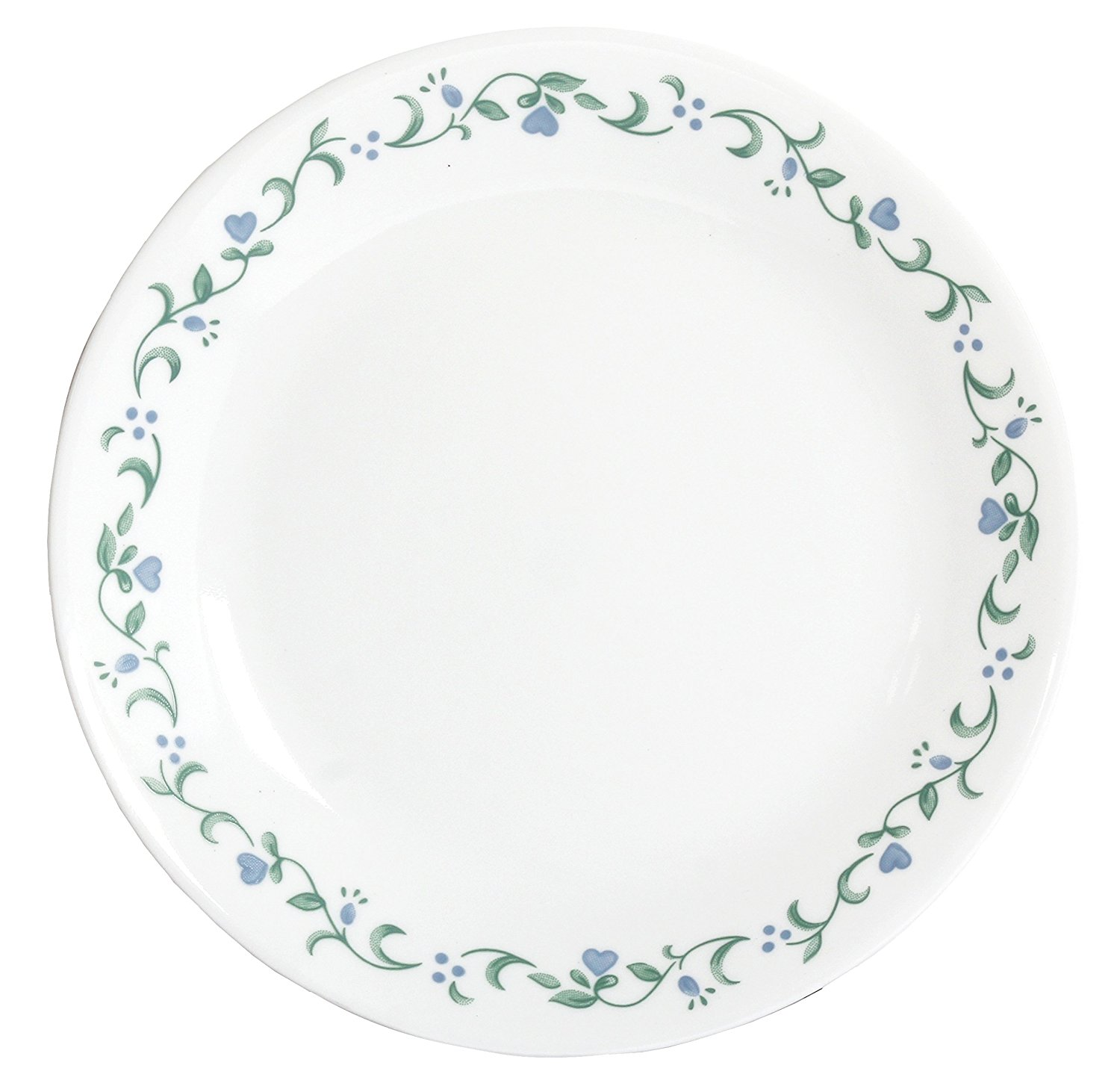 Corelle Livingware Country Cottage Dinner Plate Set, 26cm, Set of 6