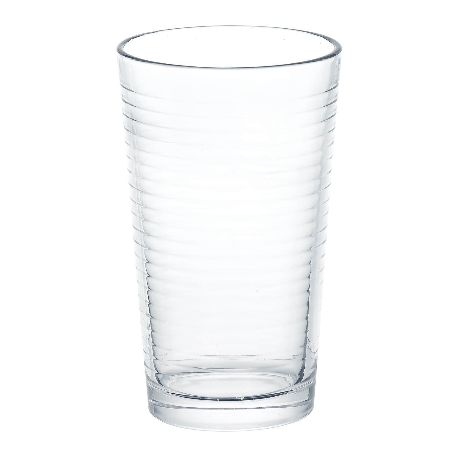 Clear Glass Tumbler - 270 ml, Set of 4