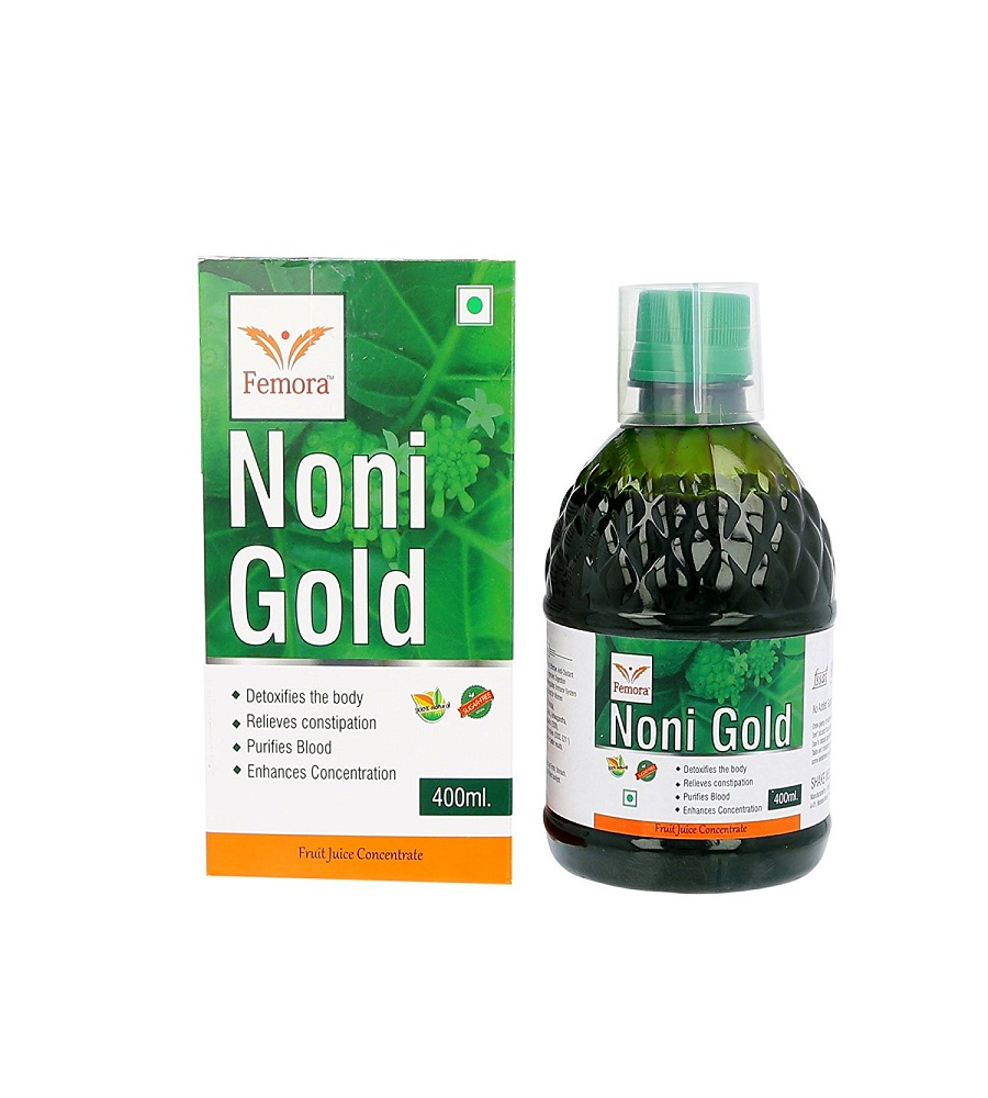 Femora Noni Gold Juice - 400 ml