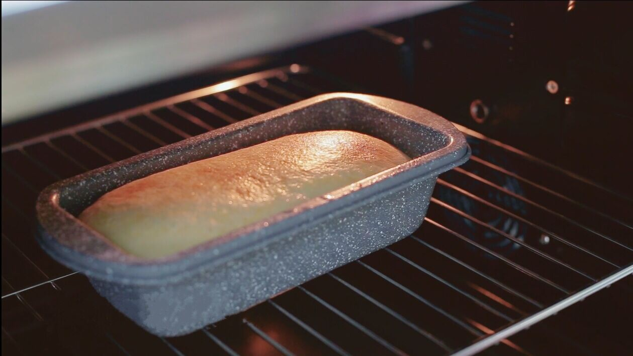 Femora Baking Carbon Steel Stone Ware Non-Stick Coated Baking Loaf Pan