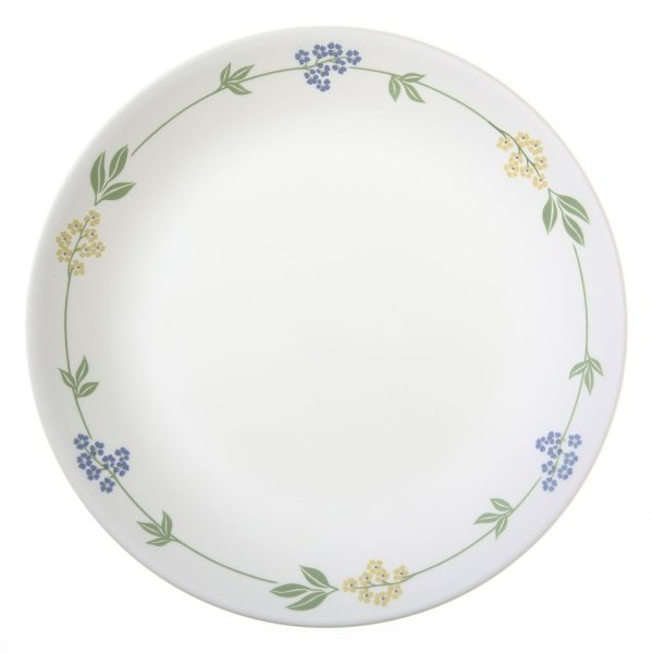 Corelle Livingware Secret Garden Dinner Plate, 6 Pieces